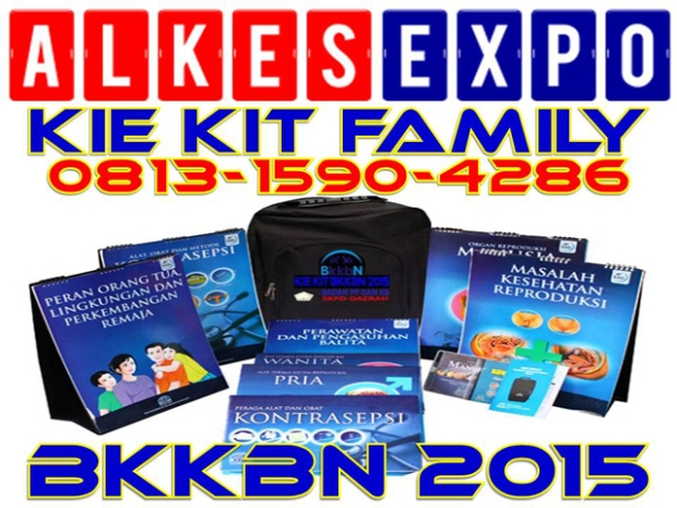 Kie Family Kit BKKBN 2015 plus KKB