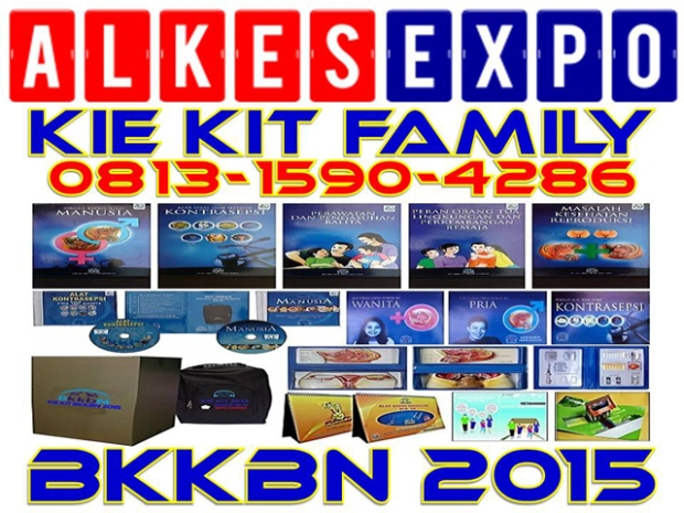 Kie Kit BKKBN 2015 plus Family Kit KKB