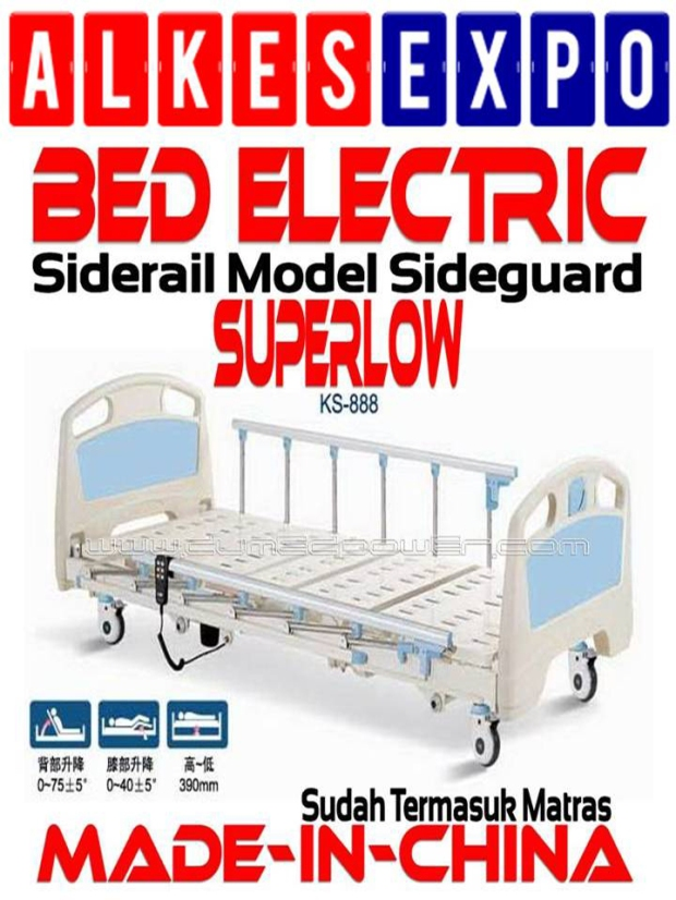 Bed-Pasien-Elektrik-Siderail-Model-Sideguard-Super-Low-ABS-Siderail-3-Crank-Made-in-China